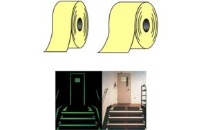PHOTOLUMINESCENT TAPE ADHESIVE